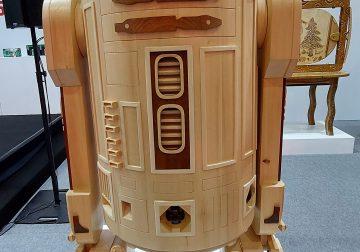 ROBOT SPHERO STAR WARS R2-D2